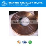 Manganese copper alloy strip 6J8 for electronic components