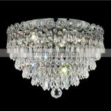 Made in China fancy cristal ceiling light lustre modern