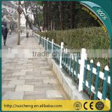 Guangzhou Plastic Steel Fence/ Picket Fence/ Portable Plastic Steel Fence