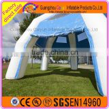 2016 Newest Special PVC Tarpaulin Spider Dome Inflatable Advertising Tent Wholesale