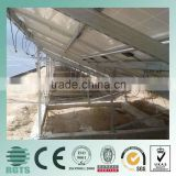 China High quality Solar steel structure photovoltaic Photovoltaic stents for solar panels