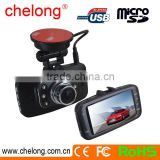 AC 2013best selling dvr car Built-in GPS Ambarella A2S60 1080P Real FHD car dvr H.264 mini dvr 808 car key chain micro camera