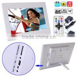 Video Playback Function open frame LCD monitor digital signage 10inch digital photo frame