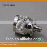 N Plug to SMA Jack Connector Converter