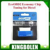 2015 EcoOBD2 Diesel Car Chip Tuning Box Plug and Drive OBD2 Chip Tuning Box Lower Fuel and Lower Emission