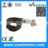 CE M18 Flush Non-flush type two wire 5mm 8mm nickel-plated brass safety explosion proof proximity sensor switch