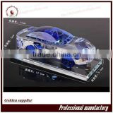 new product china supplier crystal car model yiwu crystal crafts