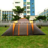 Double Layer 3 Room 1 Hall Large Family Tent