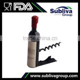 Wine Bottle Opener With Stand, Wine Bottle Shape Corkscrew Bottle Opener                                                                         Quality Choice