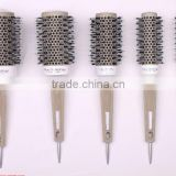 hot selling boar bristle mixed nylon ceramic hair brush