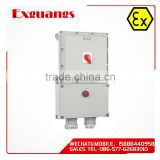 Large current BDZ52- Explosion-proof circuit breaker