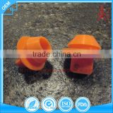 OEM custom made food grade silicone rubber caps