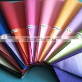 double sides crepe paper