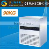 2013 Tube Ice Maker 90 KG Daily Ice Maker Machine R134a For CE (SY-IM90 SUNRRY)