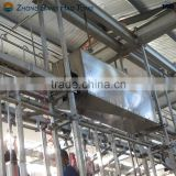 cattle red offal hook washing and sterilization system equipping to big size slaughterhouse plant