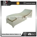 CL-003-1 outdoor beach lounge chair with canopy