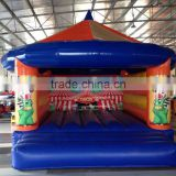 Amazing! PVC tarpaulin commercial inflatable bouncer, inflatable castle, inflatable jumping castle bouncy