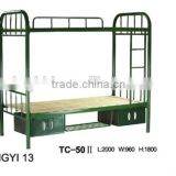 new design bedroom furniture for youth metal bedSQM00164