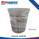 24036 32ounce Paint Mixing Cup