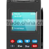 Handheld MobileTouch Screen POS Terminal with Printer/ RFID /Fingerprint/Barcode Scanner