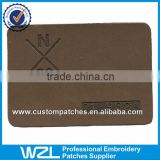 Custom cheap jeans leather patches, jeans label leather patches                                                                         Quality Choice