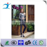 Woman Outdoor Dri Fit Elasticed Performance Training Gym Jogging Workout Running Fitness Yoga Clothes Wholesale
