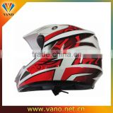 Motorcycle helmet 3/4 Open Face Half Helmet With Full Face shield Visor                                                                         Quality Choice