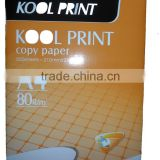 Best Selling High Quality White A4 Copy Paper 80gsm