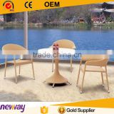 All weather strong drawing force outdoor furniture rattan cheap sofa set
