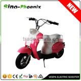 New Hottest outdoor sporting scooter vespa as kids' gift/toys with ce/rohs (PN-ES8025 )
