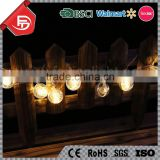 TZFEITIAN fancy pattern battery operated 10leds warm white led chasing holiday time china christmas lights