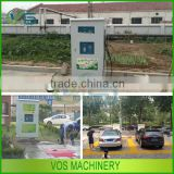 high quality and pressure car washing equipment/car wash machine for self service