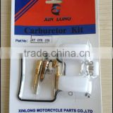 motorcycle carburetor repair kit, 4T GY6 150cc,fuel system carburetor repair kit.scooter