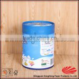 Good quality customized food box, cardboard cookie gift boxes, cardboard cylinder box with lids