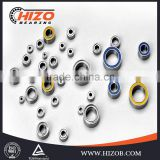 Electric Motor Bearing 6203 ZZ Miniature Deep Groove Ball Bearing for Ceiling Fan Bearing 6203 2RS