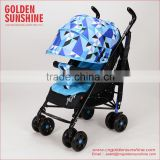 Factory/Manufacturing umbrella stroller/baby carriage/pram/baby carrier/pushchair with full canopy
