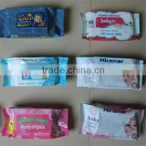 bambino wet wipes, soft tender cleaning baby skin care, China supplier