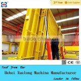 Tilting station, tilting device, tilting table for the precast concrete panel, block