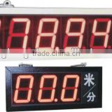 "JDMS Series 4, 5""digit LED watch display counter ,display digital led counter,timer,tachometer"