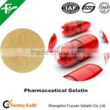 HALAL/KOSHER Empty Capsules Gelatin,China Supplier Health Food