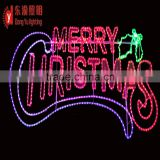 led christmas fireworks light pole motif decorative light Christmas decorations for streets squares churches