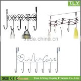 SSW-CM-214 New Arrival Over Door Metal Hook / Wall Mounted Hook China Manufacturer Direct Sales
