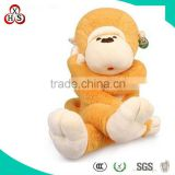 Unique Popular Latest Soft Stuffed Plush Hanging Monkey Toy