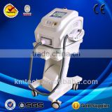 690nm Promotion! Ipl&rf Elight Beauty Bikini Hair Removal Equipment With Christmas Gifts Redness Removal