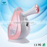 CE ROHS approved face care beauty equipment professional protable nano facial steamer with stand