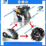 1mm-100mm Recycling waste carbon fiber strand chop Machine / Carbon fiber strand chopping machine