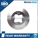 Top quality auto parts oem 40206P6510 front brake disc / brake disc rotor for Japanese car