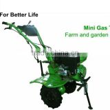 Mini Tiller Cultivator Rotavator for land tilling