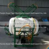 Pump sprayer mounted on tractors to spray liquid fertilizer, pesticide, snow melting agent