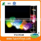 6 pcs glow in the dark plastic cup